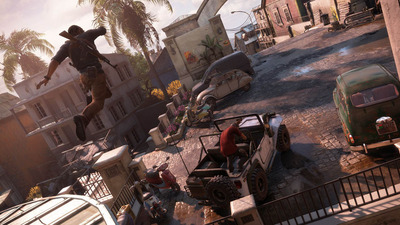 Uncharted 4: Thief's End extended gameplay demo shows incredible promise