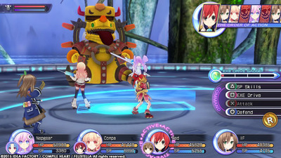Hyperdimension Neptunia Re;Birth2: Sisters Generation (PC) Review