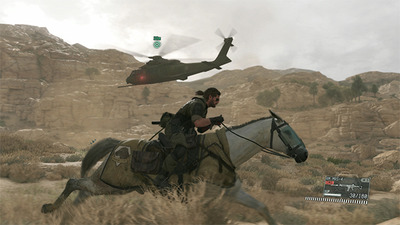 MGS5: The Phantom Pain getting alternate E3 gameplay demo tomorrow