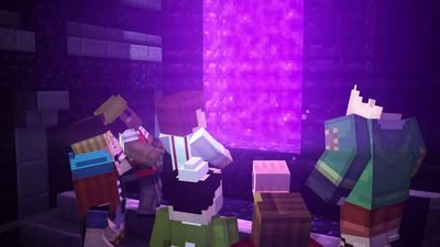 How The Goonies and Ghostbusters helped inspire Telltale's Minecraft: Story Mode