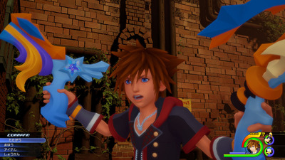 Kingdom Hearts 3 will embrace 'many battle choices'