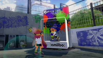 Nintendo of Japan doesn't plan to release more of the Splatoon amiibo Triple Pack