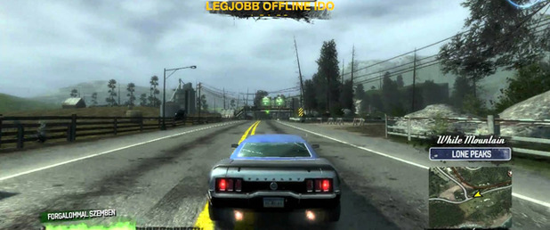 Burnout Paradise - Feature