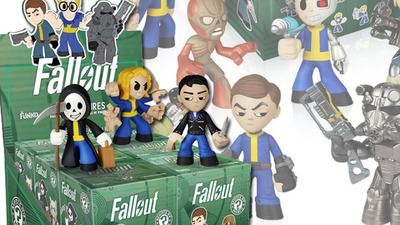 Funko unveils new line of Fallout 'Mystery Minis'