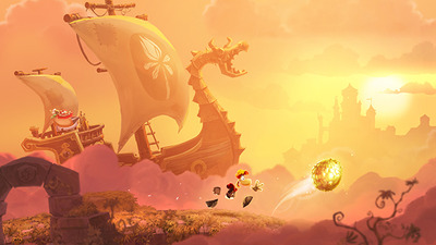 Rayman Adventures coming to mobile devices this Fall