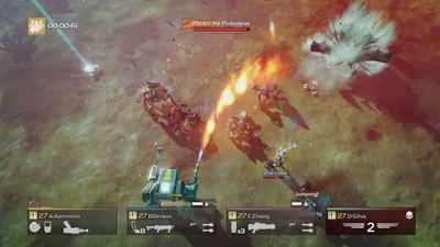 Helldivers: Masters of the Galaxy expansion arrives today