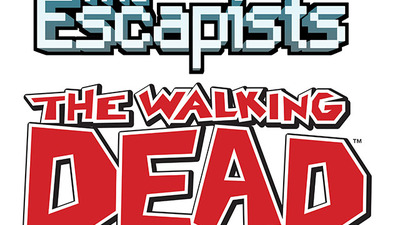 The Walking Dead and The Escapists are making a crossover game to be debuted at SDCC