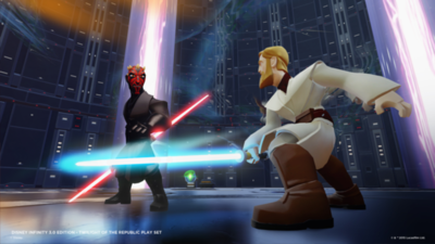 Disney Infinity 3.0 release date announced