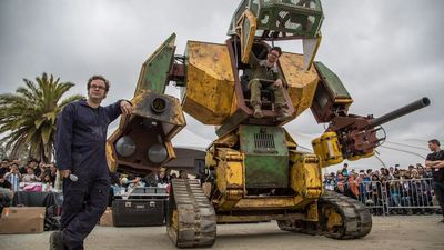 Q&A with MegaBots co-founders Gui Cavalcanti and Matt Oehrlein
