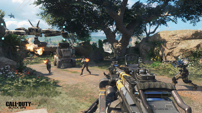 Call of Duty: Black Ops 3's PS4 beta start date announced