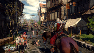The Witcher 3 patch 1.07's alternative movement response explained