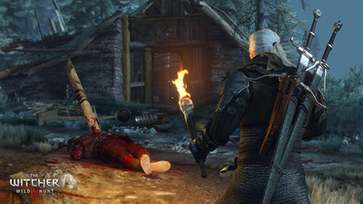 Huge Witcher 3 patch released on PC does absolutely nothing