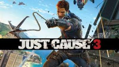 Just Cause 3 collectors edition has been chosen