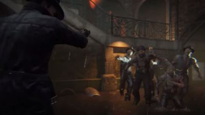 Call of Duty: Black Ops 3 Zombies 'Shadows of Evil' trailer debuts with full details