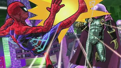 New images and gameplay video for Spiderman Unlimited revealed