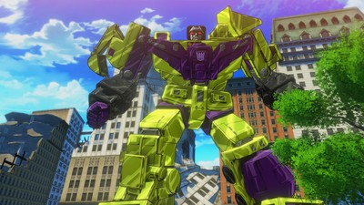 SDCC brings us 4 new Transformers Devastation screens