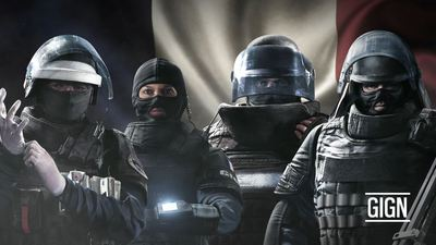 New Rainbow Six: Siege trailer showcases the French GIGN unit