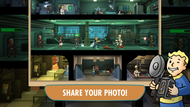 Fallout Shelter - Feature