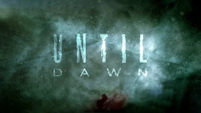 Oops, Until Dawn doesn't feature multiplayer, but that's cool.