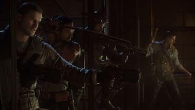 New trailer Call of Duty: Black Ops 3 Zombies 'The Giant' map brings back some good memories
