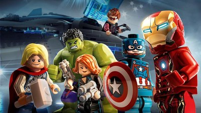 Lego Marvel's Avengers announces new characters to the line-up