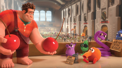 John C. Reilly signed on for Wreck-it Ralph 2