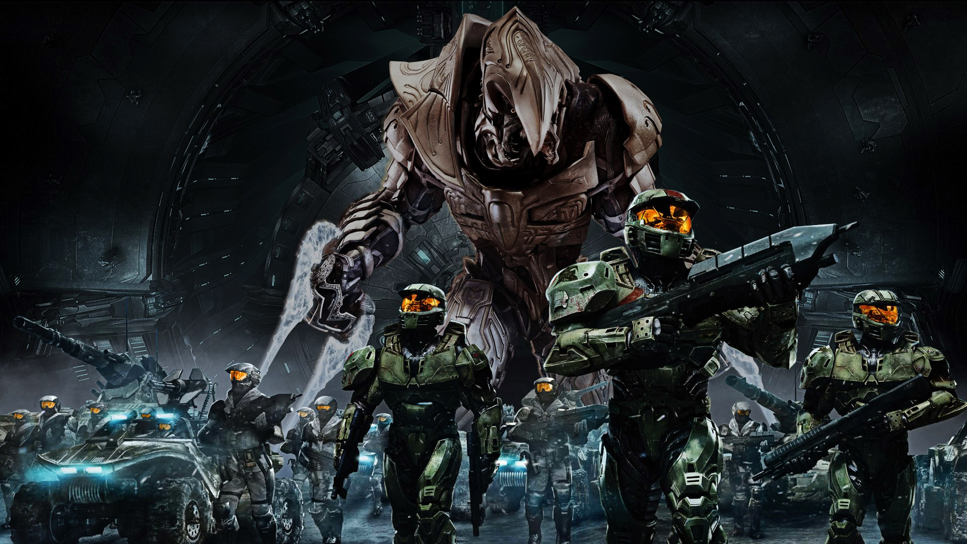 Halo - Games - GameZone