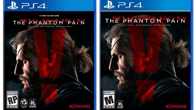 Konami removes Hideo Kojima's name from Metal Gear Solid V: The Phantom Pain again