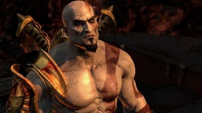 Check out the God of War 3 Remastered launch trailer