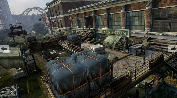 The Last Of Us Multiplayer Maps Are Now Free On PS - The last of us multiplayer maps