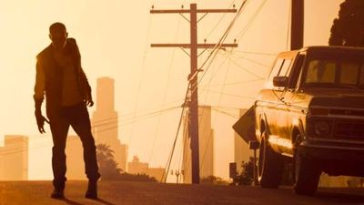 New Fear The Walking Dead poster is totally creepy