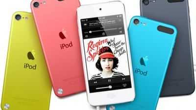 Rumor: Apple to launch new iPod models today