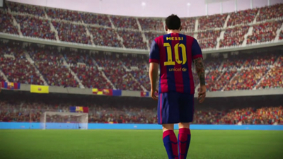 "EA Sports release new FIFA 16 ""innovations"" trailer"