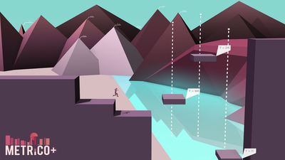 Metrico+ announced for PS4, Xbox One and PC