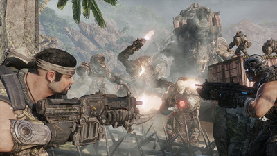 Gears of War 3, So Many Me now free through Xbox Games with Gold