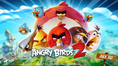 Angry Birds 2 releasing this month