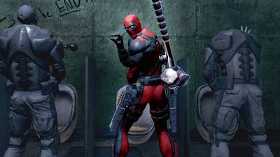 Activision's Deadpool returns to Steam