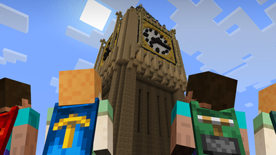 Minecraft coming to Nintendo consoles?