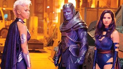Here's your first official look at Psylocke, Apocalypse, and Magneto in X-Men: Apocalypse