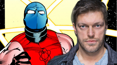 Former WWE Superstar joins the cast for The Flash season 2