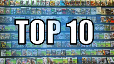 Here's the Top 10 digital console titles