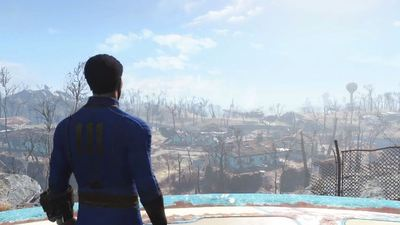 New Fallout 4 gameplay trailer shows off exploration