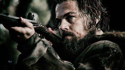 The Revenant trailer is filled with so much action, so much heavy breathing