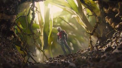 Check out an exclusive clip from Ant-Man courtesy of Conan O'Brien