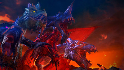 Tiamat arrives in Neverwinter on Xbox One