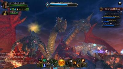 Neverwinter - Step guide for defeating Tiamat