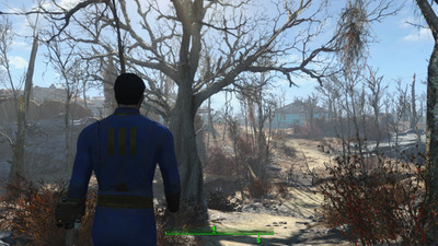 Fallout 4 chooses 'freedom' over 'graphics'