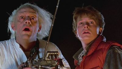 Back to the Future trilogy headed back to theaters this October