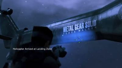 Metal Gear Solid 5: Ground Zeroes told the tale of Kojima's departure before Konami did
