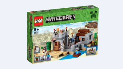 LEGO and Mojang team up for 4 new Minecraft Universe Playsets